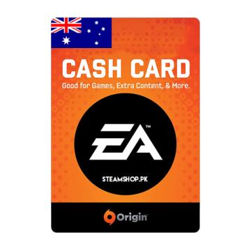 EA Origin Cash Card (AU)