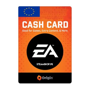 EA Origin Cash Card (EU)