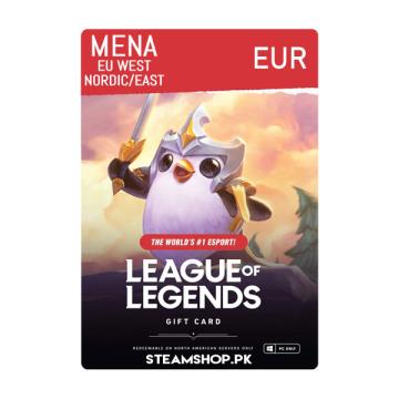 League of Legends RP (EUR)