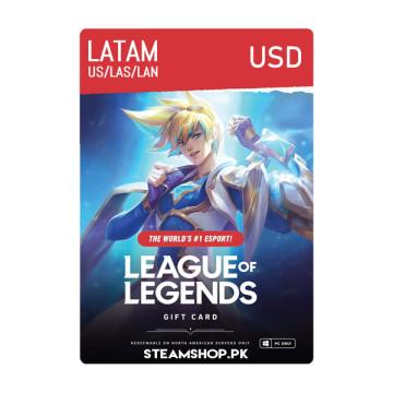 League of Legends RP (USD)