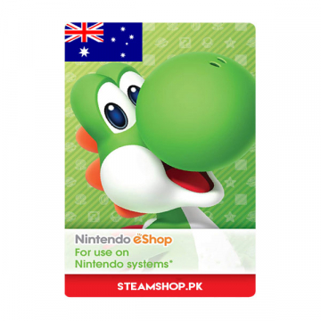 Nintendo eShop Card (AU)