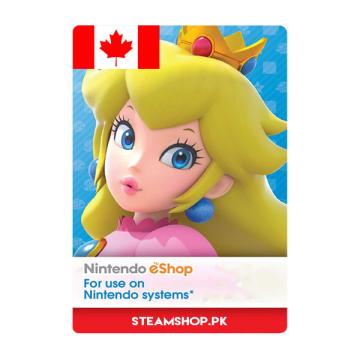 Nintendo eShop Card (CA)