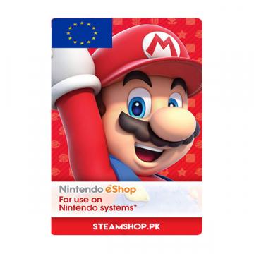 Nintendo eShop Card (EU)