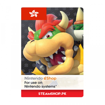 Nintendo eShop Card (HK)