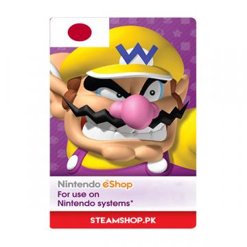 Nintendo eShop Card (JP)