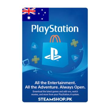 PSN Gift Card (AU)