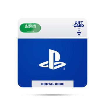 PSN Gift Card (SA)