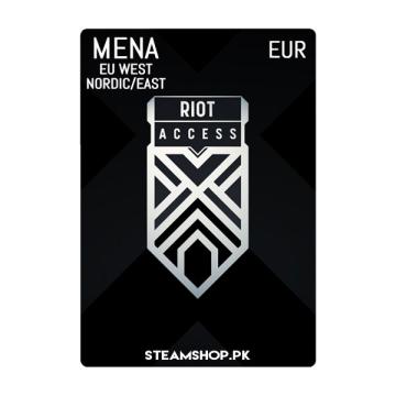 Riot Access Code (EUR)