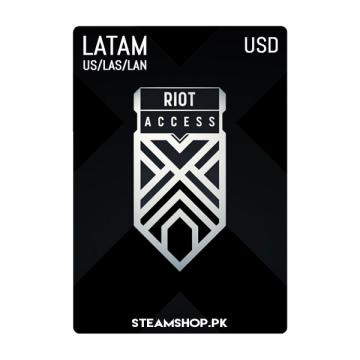 Riot Access Code (USD)